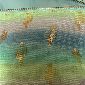 None Bags - Pastel Cactus Theme Fanny Pack